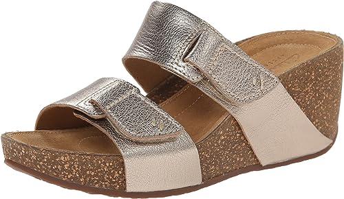 Clarks Women's Temira East Wedge Sandal