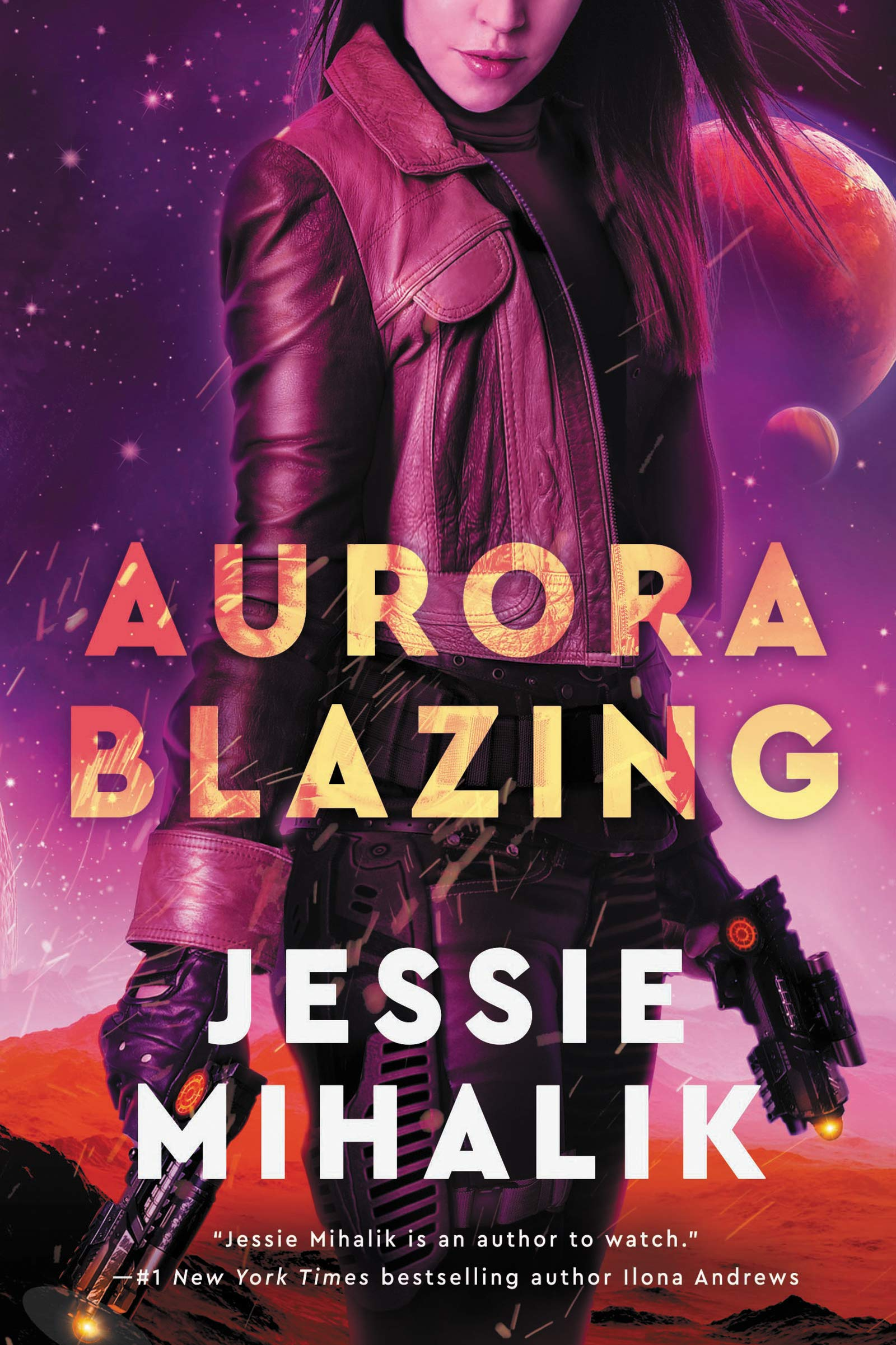 Aurora Blazing: A Novel (The Consortium Rebellion)
