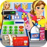 Best Beansprites LLC Game Apps - Dollar Store Cash Register Sim - Kids Supermarket Review