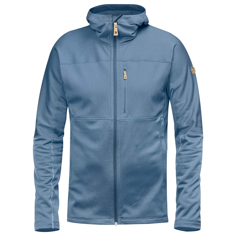 FJALLRAVEN Herren Abisko Trail Fleece M Jacket, Blau (Blau Ridge), XS