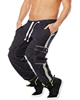 Zumba Fitness Men's Mo' Fun French Hybrid Terry Pants