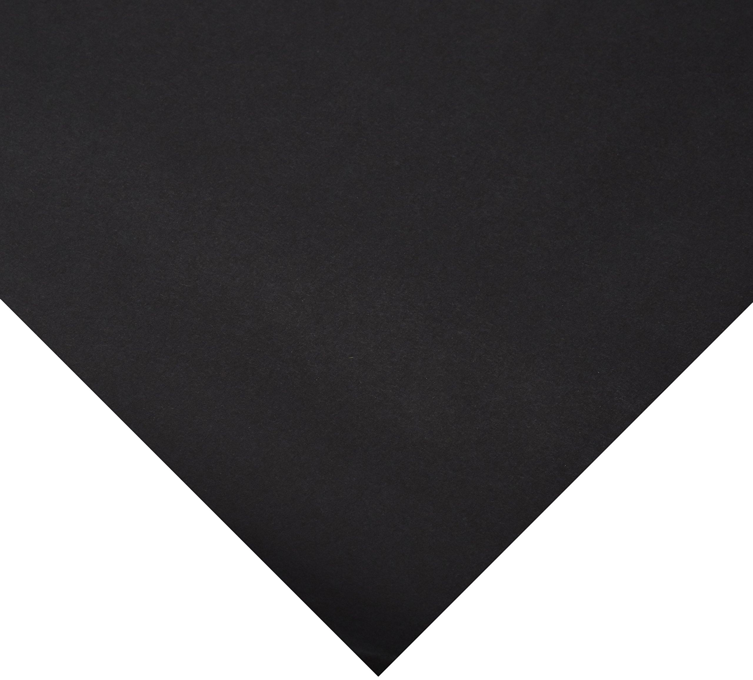 Rainbow. Kraft 1369530 0063304 Colored Paper Rolls, 48'' x 200' Size, Black