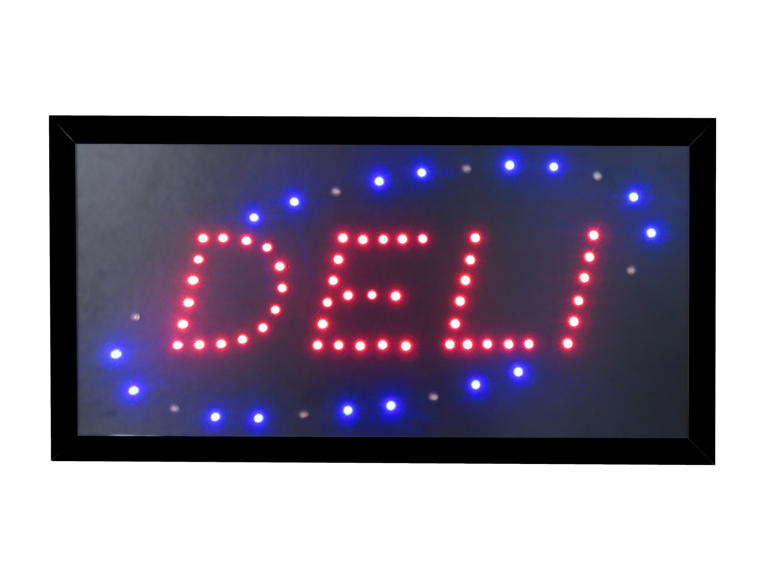 19x10 Neon Sign LED Lighting - Single Switch: Power & Animation for Business Identification by Tripact Inc - Deli