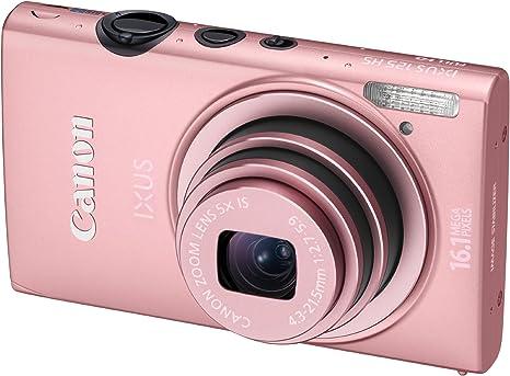 Canon Ixus 125 Hs Digitalkamera 3 Zoll Pink Kamera