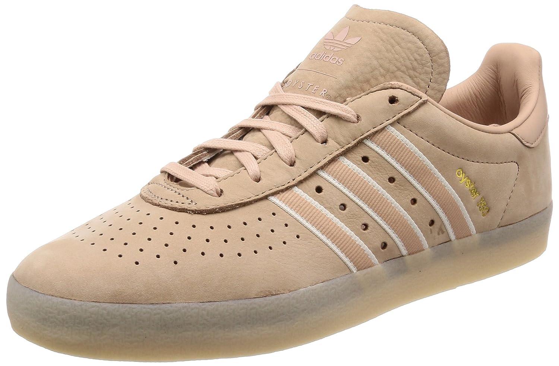 Adidas Originals 350 Oyster Herren Herren Herren Schuhe Retro Turnschuhe Turnschuhe Leder Beige 483422