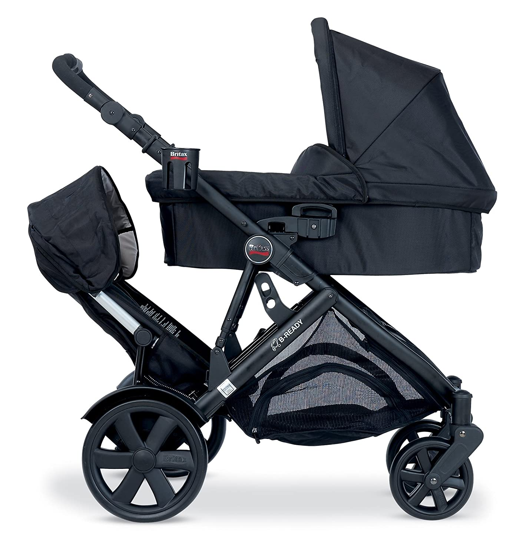 sc 1 st  Amazon.com & Amazon.com: Britax B-Ready Bassinet Black (Prior Model): Baby