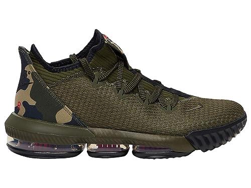 f85c250924e13 Amazon.com | Nike Men's Lebron 16 Low Synthetic Basketball Shoes ...