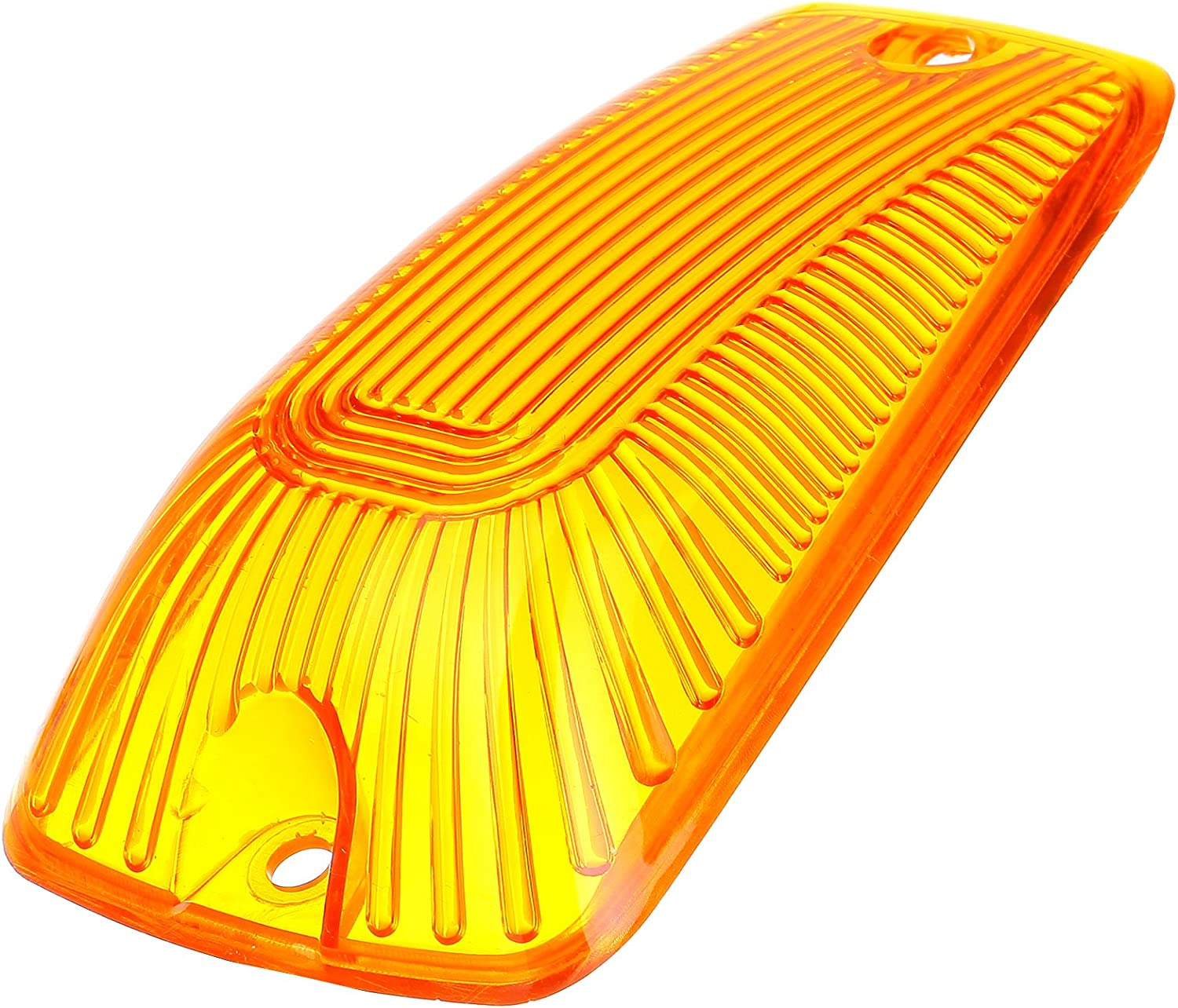 Wiring pack Replacement fit for 1988-2000 GMC C//K cciyu 5 Pack Amber Top Cab Roof Running Light Marker Lens with Base Housing 5x 6-5730SMD White Led Light