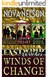 Winds of Change: Eastwind Witches Cozy Mysteries Books 4-6