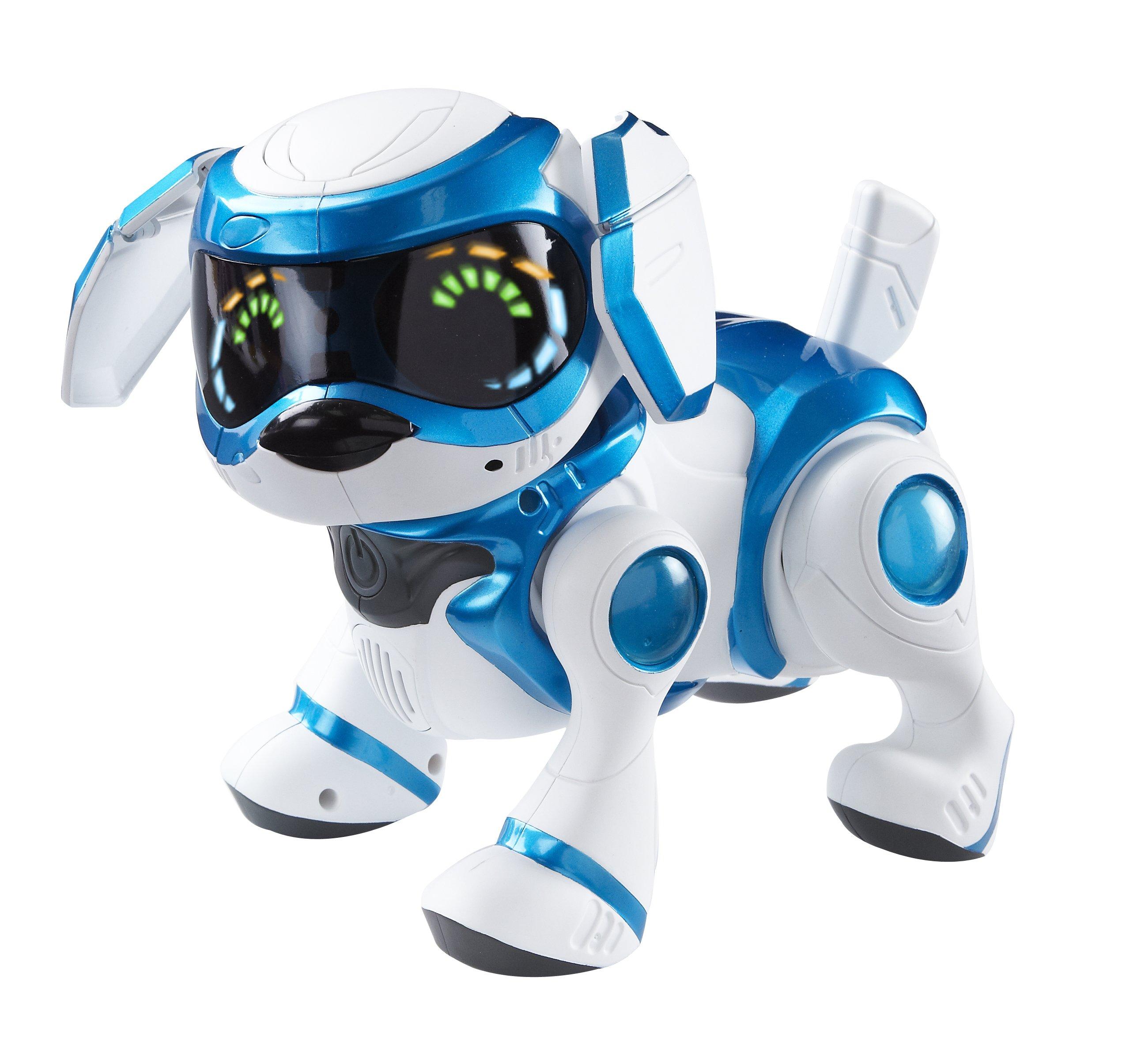 Teksta Robotic Puppy Blue by Bit 360