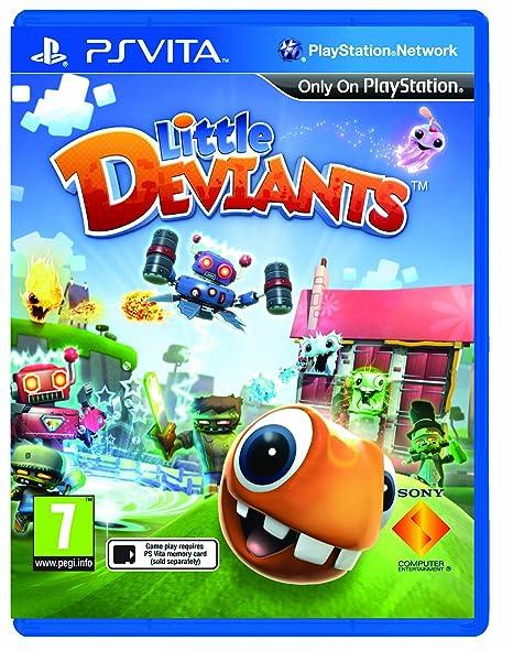 Amazon.com: Little deviants (PS Vita): Electronics