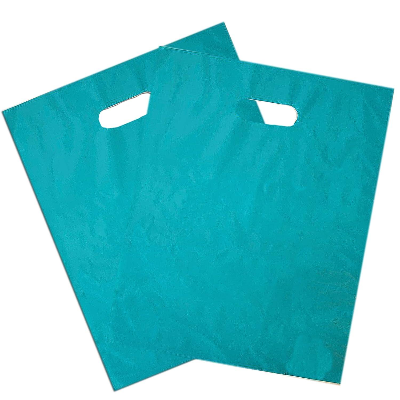 Amazon.com: 50Bolsas 12x15plástico verde ...