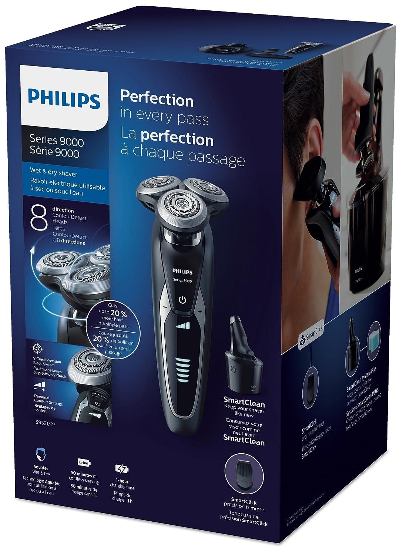 Philips Serie 9000 S9531 26 - Afeitadora eléctrica para uso en seco y húmedo 0d07d39eded4