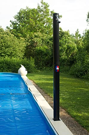 Pool-n-Sun Poolside Outdoor Solar Pool Shower - 25L: Amazon.co.uk ...