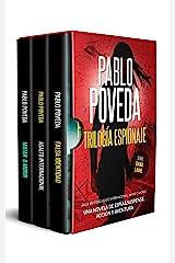 Trilogía Espionaje (Falsa Identidad, Asalto Internacional, Matar o Morir): Una novela de espías, suspense, acción y aventura (Spanish Edition) Kindle Edition