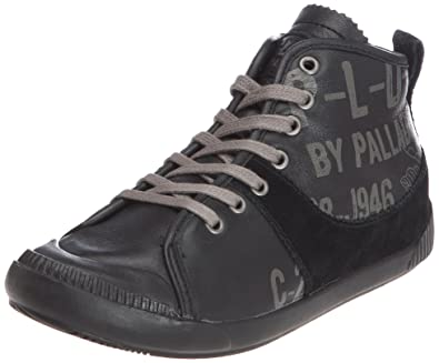 Swing Fille Sud By Noir Mode Baskets Palladium Pldm black Cash fqAvCw