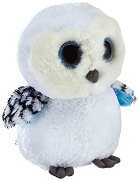 Ty 7136978 - Beanie Boos Spells Buddy, peluche lechuza (24 cm), color