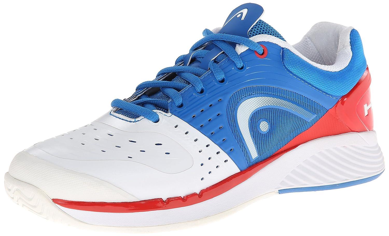 HEAD Men's Sprint Pro Court Shoe Blue/White/Red