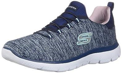 Women's Skechers Quick Getaway 12983 Slip On Sneakers