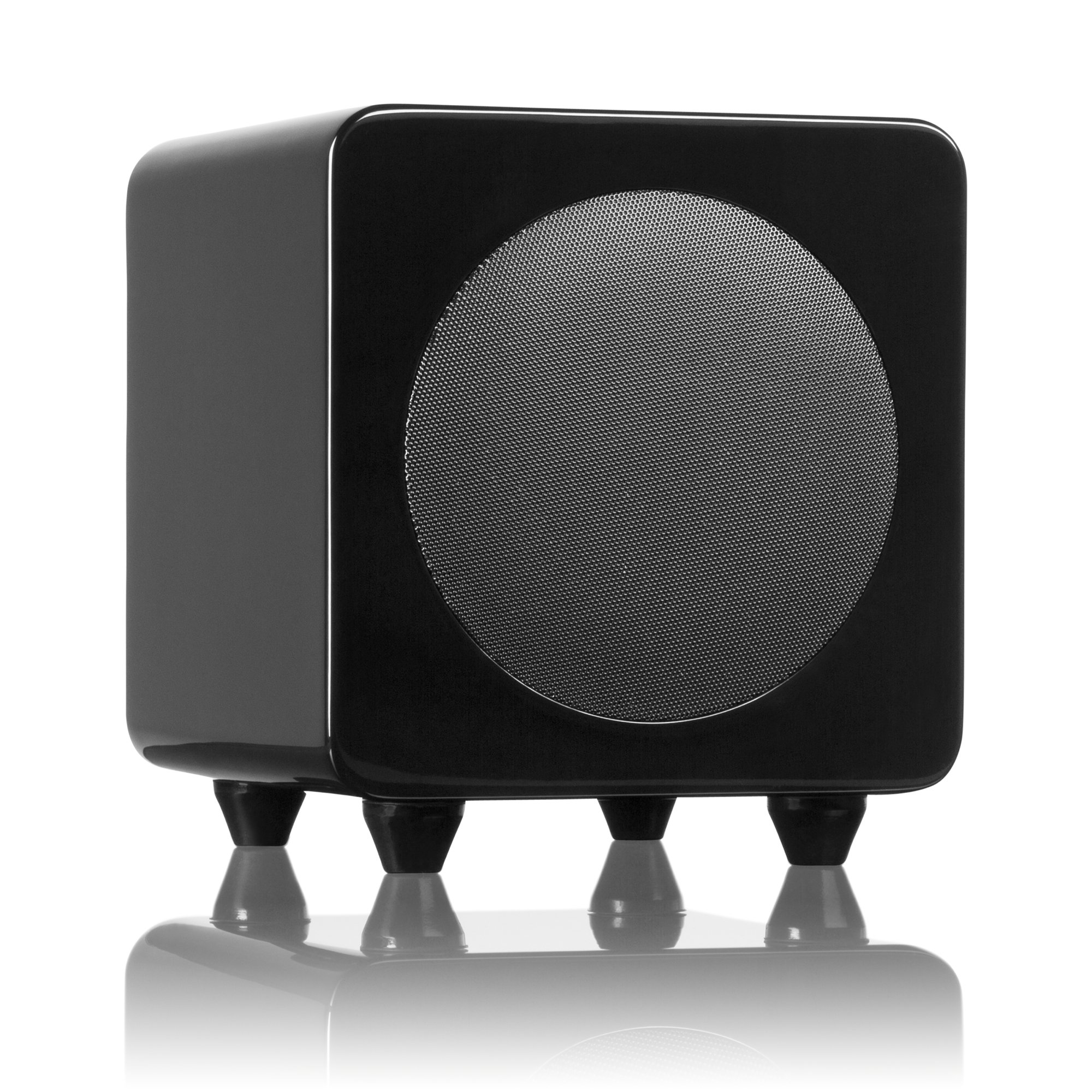 Kanto SUB6GB Powered Subwoofer (Gloss Black) by Kanto