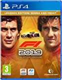 F1 2019 - Legends Edition (PS4) (輸入版)