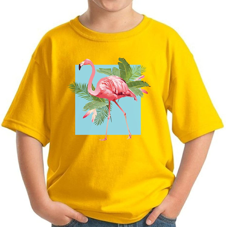 Pekatees Flamingo Tshirt for Kids Flamingos Pink Youth Shirt Funny Flamingo Gift Punk Flamingo XL