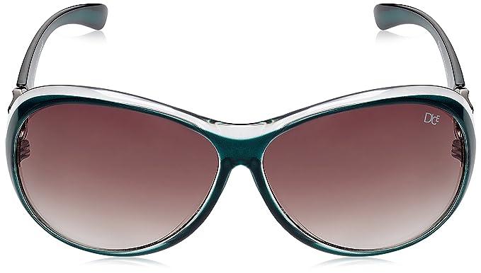 Dice Damen Sonnenbrille D048713 dark crystal WHquLIV2gH