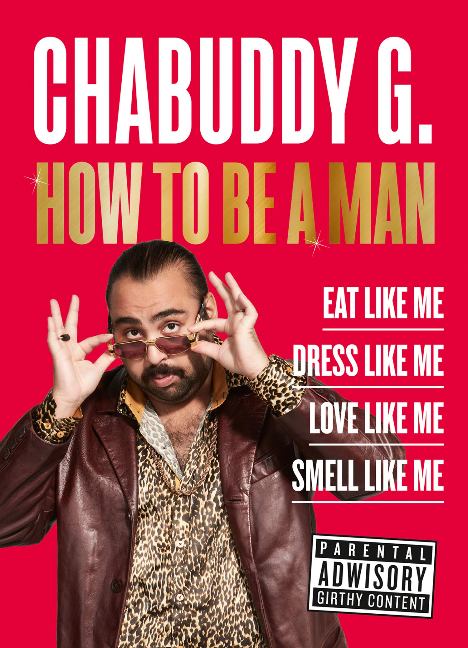 Buy How to Be a Man by Chabuddy G