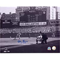 """$93 » Don Larsen New York Yankees Autographed 11"""" x 14"""" World Series Photograph with""""10.8.56"""" Inscription - Fanatics Authentic Certified"""