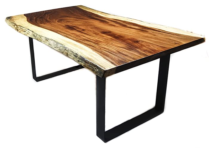 Captivating Live Edge Guanacaste Dining Tables