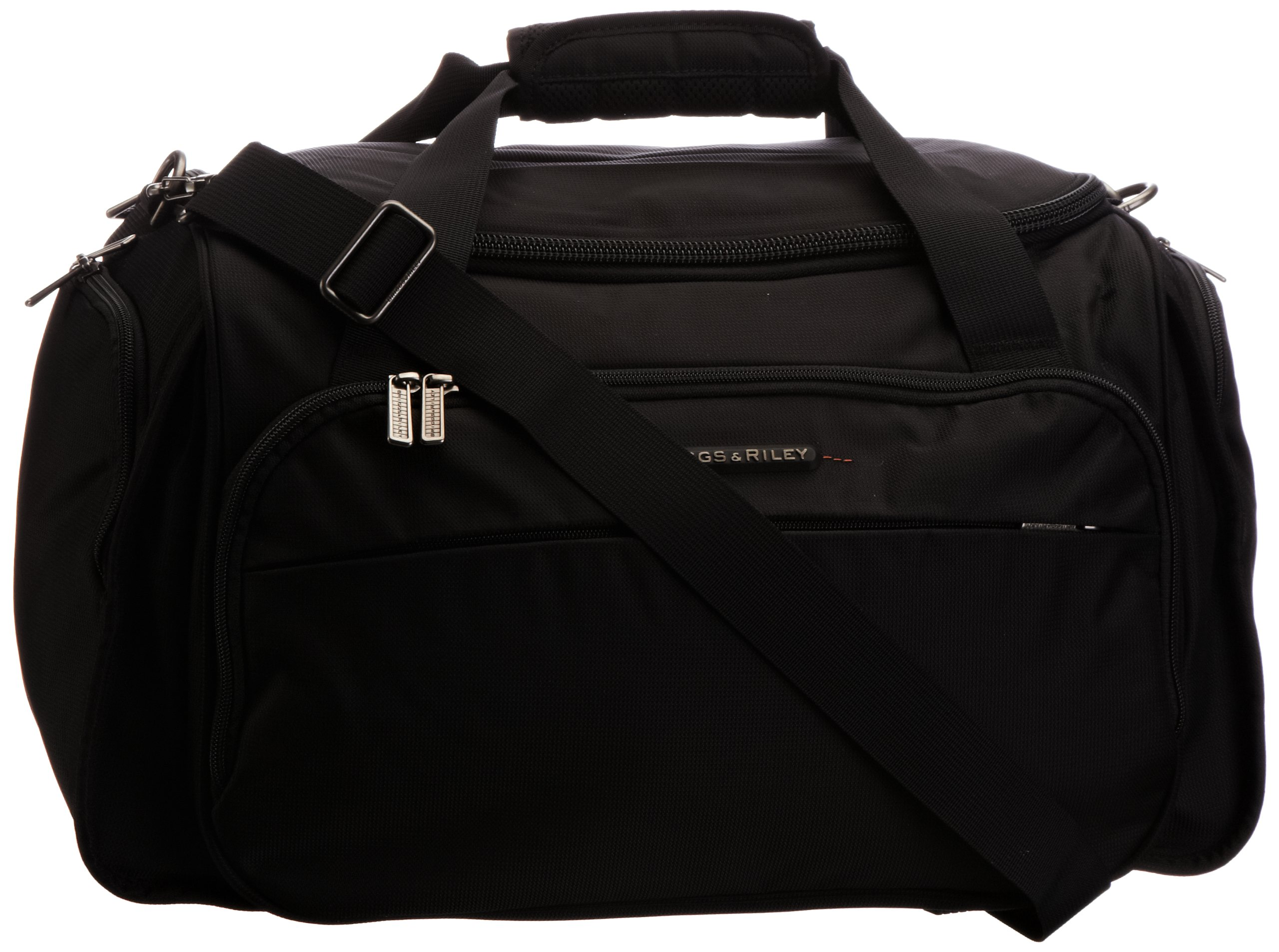 Briggs & Riley @ Transcend Luggage Cabin Duffle Bag, Black, 10.5