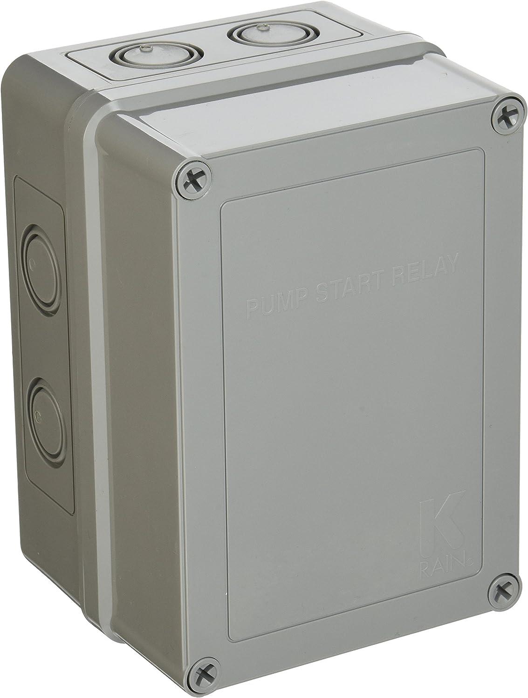 K-Rain 1522 Pump Start Relay with 3 HP at 110-volt/220-volt 24-volt Coil