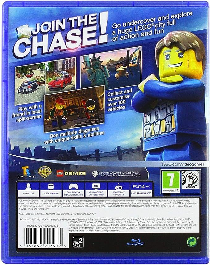 PS4 LEGO City Undercover: Amazon.es: Videojuegos