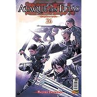 Ataque dos Titãs - Volume 26