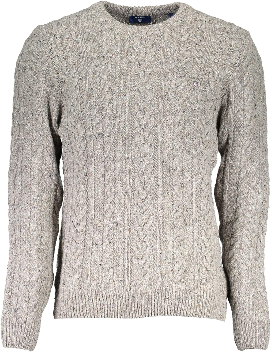 TALLA XX-Large. Gant Donegal Cable Equipo Mens suéter