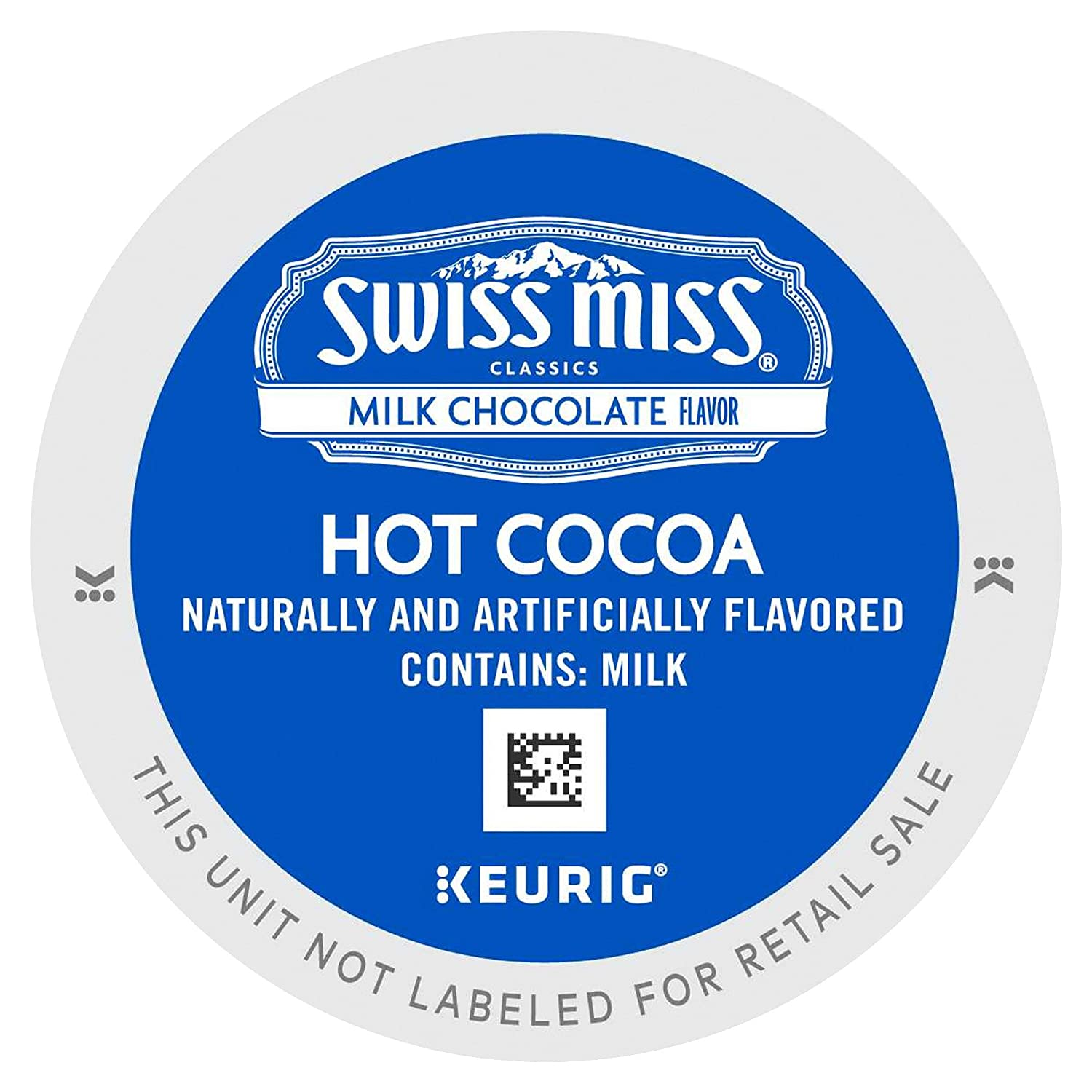 Swiss Miss Hot Cocoa K-Cups (72 K-Cups)