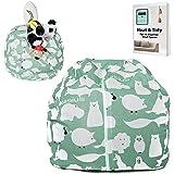Kasius Stuffed Animal Storage Bean Bag Chair, EXTRA LARGE toy storage bag. BONUS FREE EBOOK