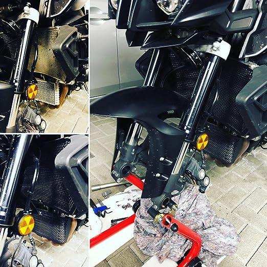 Mt 10 Fz 10 Edelstahl Kühlerschutzgitter Schutzgitter Kühlergitter Ölkühlerabdeckung Motorradzubehör Für Yamaha Mt 10 Mt10 Fz10 2016 2017 2018 Auto