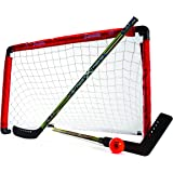 Franklin Sports Hockey Goal and 2 Stick Set - NHL
