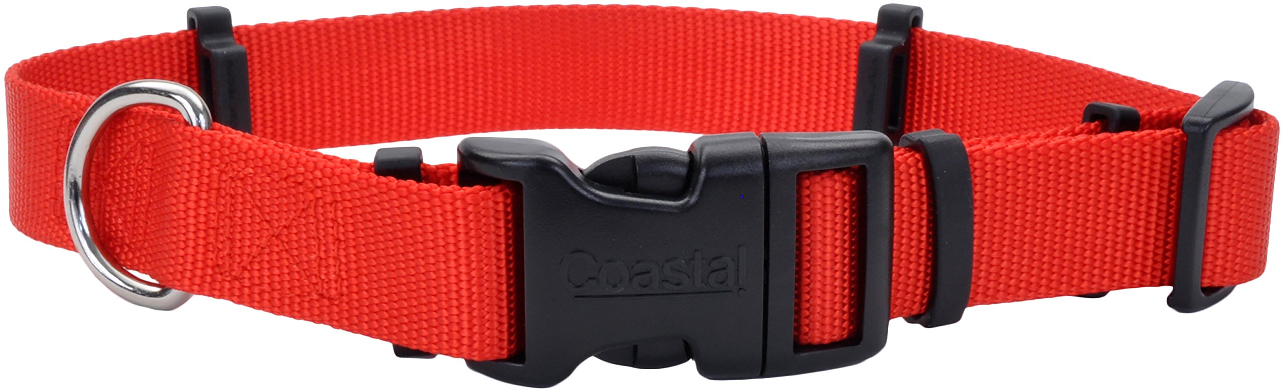 Coastal Pet Products 06192 RED20 Flea Collar Protector, 1'' x 20'' Medium, Red