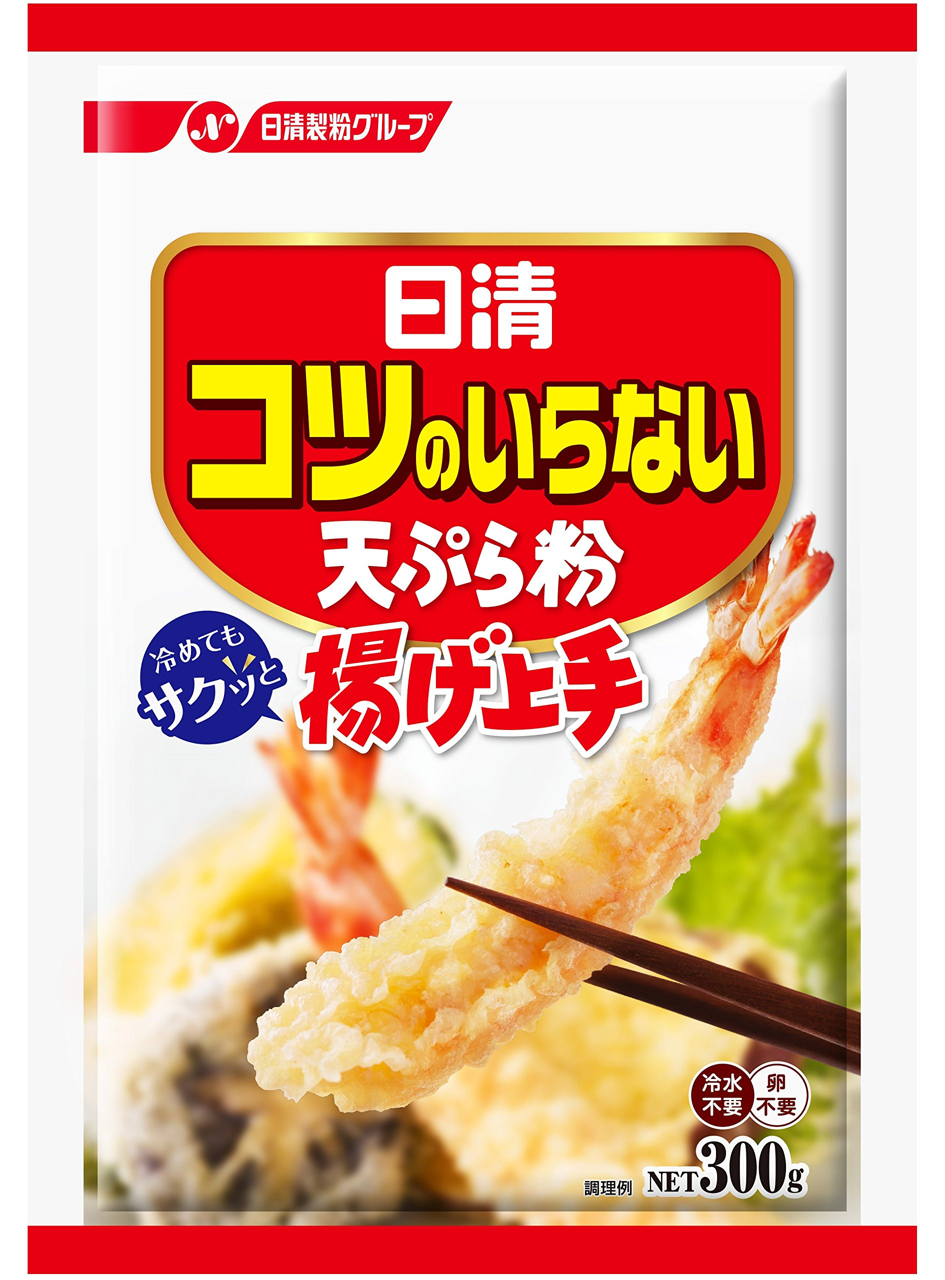 Sino-Japanese do not need a knack tempura flour fried good 300gX20 pieces