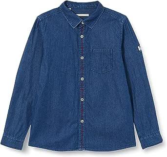 Mexx Shirt Long Sleeve For Boys Camisa para Niños