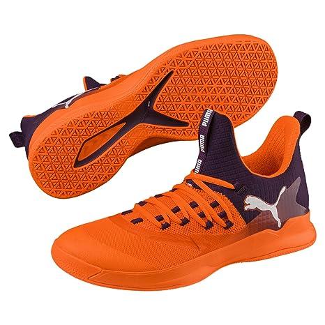 Puma Rise XT Fuse 2 Scarpe da Pallamano Arancione, Puma
