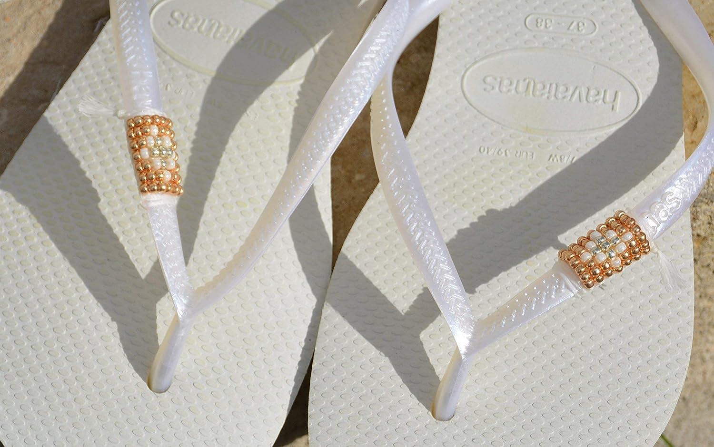 c1141563f2bd5e ... Wedding Flip Flops for Women