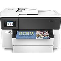 HP OfficeJet Pro 7730 Y0S19A, Impresora Multifunción Tinta de Formato Ancho A3/A4, Imprime, Escanea, Copia y Fax, Wi-Fi…