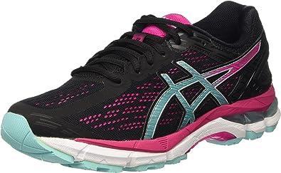 Asics Gel-Pursue 3, Zapatillas de Entrenamiento para Mujer, Multicolor (Black/Aruba Blue/Sport Pink), 38 EU: Amazon.es: Zapatos y complementos
