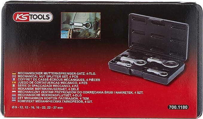 Ks Tools 700 1180 Mechanischer Mutternsprenger Satz 4 Tlg Baumarkt