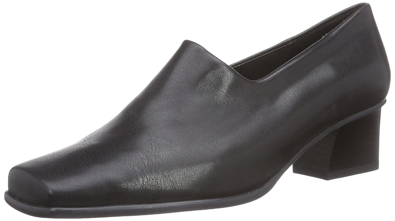 Ara (schwarz) Paris Damen Slipper Schwarz (schwarz) Ara 90841e