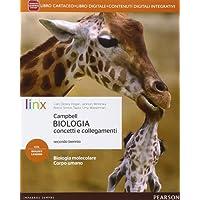 Campbell biologia concetti e collegamenti. Per le Scuole superiori. Con e-book. Con espansione online: 1