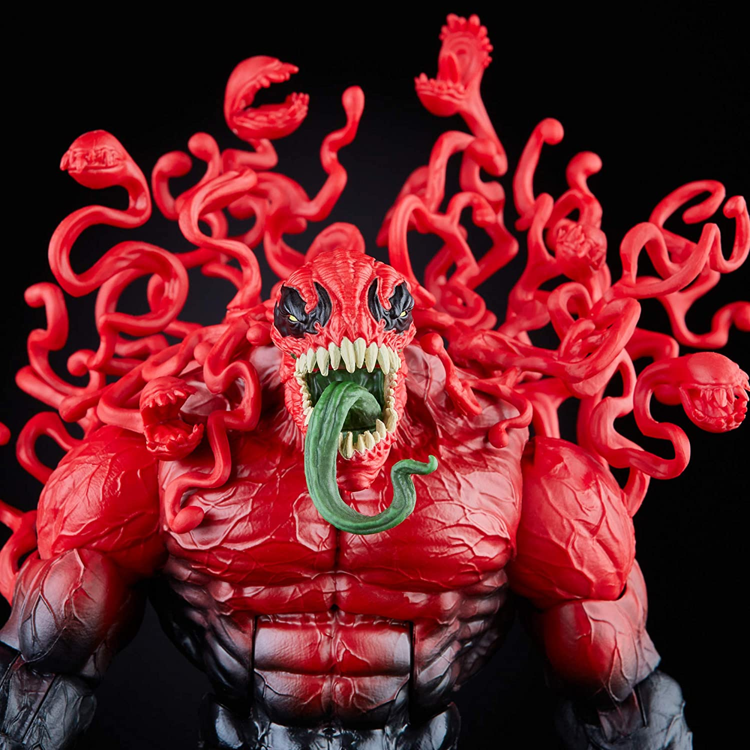 Hasbro Marvel Legends Series 6-inch Collectible Marvel/'s Toxin Action Figure Toy Ages 4 and Up